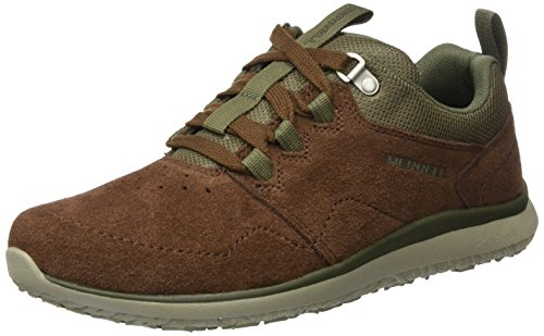 Lace Dark Homme Marron Locksley LTR Baskets Merrell Earth Getaway T0xSWE
