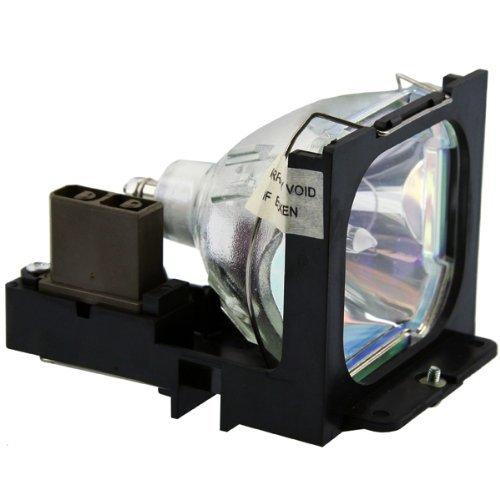 Powerwarehouse Toshiba TLP-681F Projector Lamp replacement by Powerwarehouse - Premium Powerwarehouse Replacement Lamp [並行輸入品]   B078G81BGJ