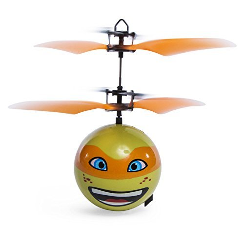 [Nickelodeon Teenage Mutant Ninja Turtle Heli Ball Orange Michelangelo] (Nickelodeon Themed Costumes)