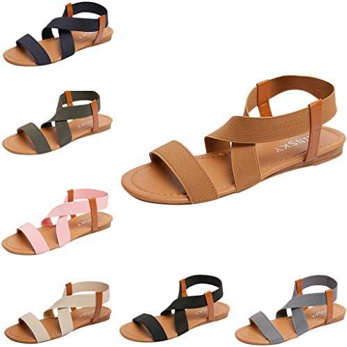Subfamily Sandales Plates Style Western Été Femme Chaussures