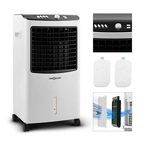 🥇 oneConcept MCH-2 V2 – Ventilador 3-en-1 portátil
