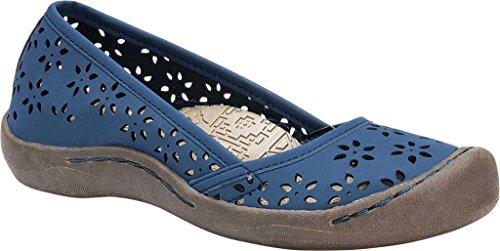 Muk Luks Womens Sand Shoes Sneaker Navy
