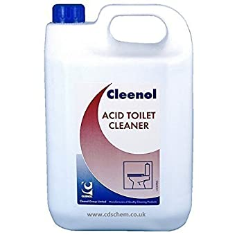 Cleenol Acid Toilet Cleaner: Amazon.co.uk: Business, Industry & Science