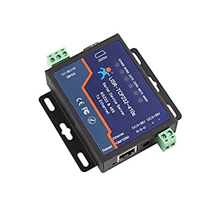Amazon com: NGW-1set Low Cost TCP/IP to RS485 RS232 to Ethernet