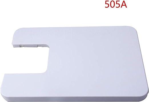 Tabla de máquina de coser, plástico ABS, multiángulo, con tabla de ...