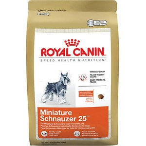 Royal Canin Adult Miniature Schnauzer Dry Dog Food (10 lb)