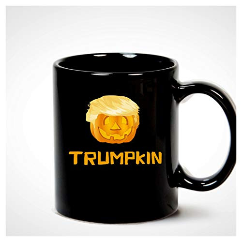 Funny Donald Trumpkin Pumpkin Jack-o-lantern ()