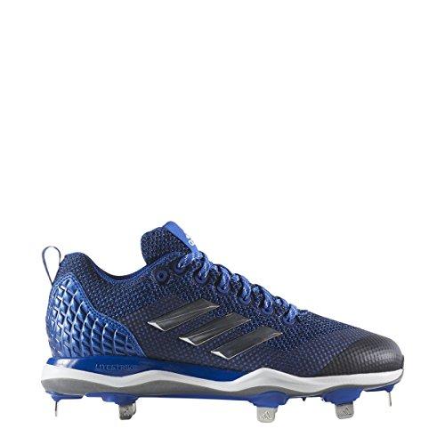 adidas Originals Women's PowerAlley 5 TPU Mid Softball Shoe