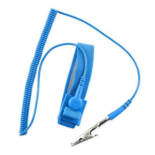 Muñequera antiestática Cable A Tierra iFixit ajustable a XL