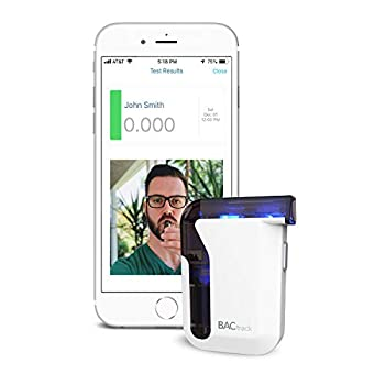 Image of BACtrack View Remote Alcohol Monitoring Pre-Paid Subscription (3 Months) Health and Household