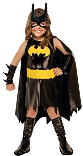 Batgirl Costume - Toddler (Batgirl Toddler Costume)