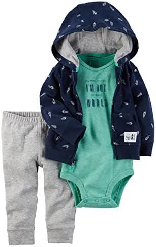 Carter's Baby Boys' Cardigan Sets 121h267