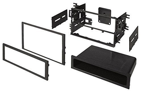 Ai HONK830 Double DIN/Single DIN Installation Dash Kit for Select 1986-Up Honda/Acura Vehicles (Mount Profit Dash)