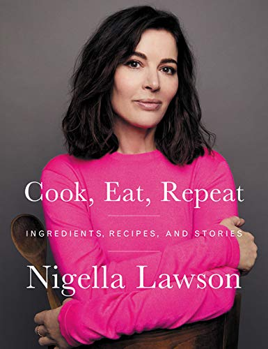 Book Cover: Cook, Eat, Repeat: Ingredients, Recipes, and Stories