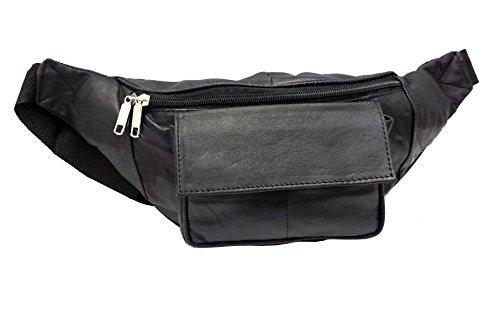 BUM Men's Pouch Bag (Black) - 3
