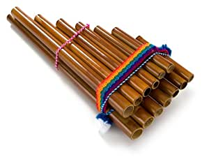 Percussion Plus - Flauta de pan: Amazon.es: Instrumentos