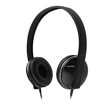 Lauson - Auriculares Estéreo de aro cerrados, Cascos ligeros sin micrófono (Disponibles en varios