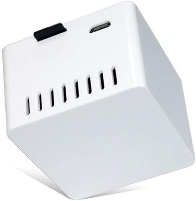Nrthtri smt 10PCS Orange Pi White Protective Case Kit for Orange Pi Zero Board