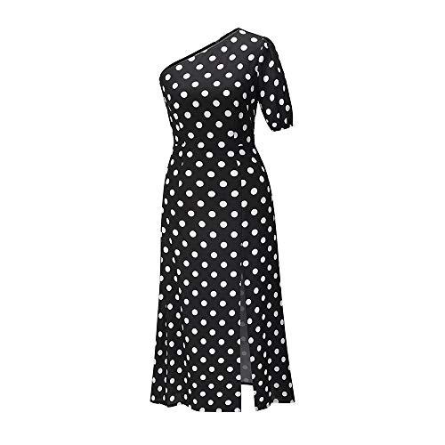 Vestido De Margarita Con Hombros Inclinados De Gasa Para Mujer Vestido Floral Ajustado 2020 Verano Europa Y America