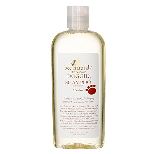 (Premium Dog Shampoo - Pure Liquid Coconut Oil Based Soap - Best Therapy for Pets Dry Skin and Coat - Moisturizing, Deodorizing Medicated Formula - Great for Cats!)