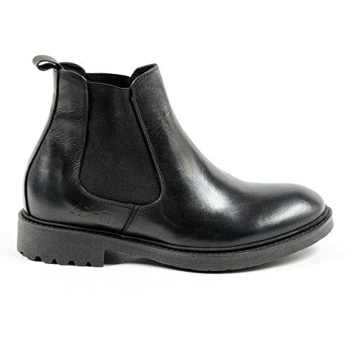 Støvler Svarte Mannen Andrew Charles Kid