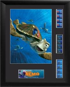 Finding Nemo (S1) Triple 14 X 18 Film Cell Numbered Limited Edition (Triple Film Cell)