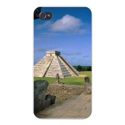 - Apple Iphone Custom Case 5 5s AND SE Snap on - Mayan Temple Civilization Ruins Chichen Itza in Yucatan, Mexico
