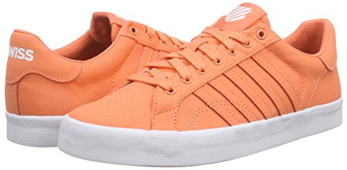Orange T Swiss So Sherbet White K Salmon Sneakers Damen Fresh Belmont 7aCBBq0