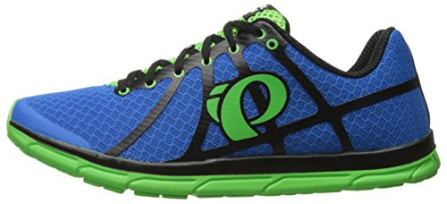 Pearl Izumi p16115001–5HE neutre de chaussures de course pour EM ROAD N1V2Blue/Green