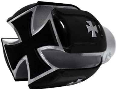 manual palanca de cambios con 2 adaptadores sin RGA Pomo universal para palanca de cambios negro 4 5 6 velocidades