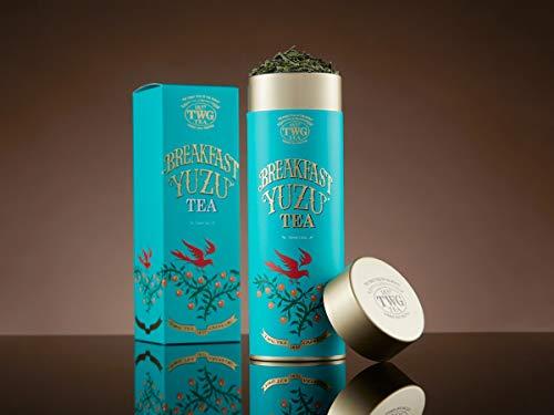 TWG Singapore - Luxury Teas - BREAKFAST YUZU - 3.5oz Loose leaf ()