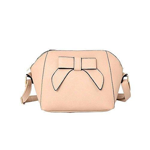 Diva Bow Beige Beige Adornment for Crossbody Women Bag Haute vnqRW55
