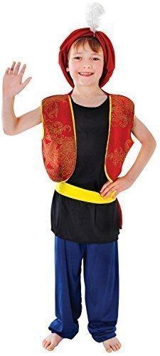 e656c721d23697 Amazon.com: Boys Arabian Aladdin Ali Baba Book Day Fancy Dress ...