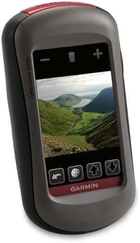 Garmin Oregon 550T 3-Inch Handheld GPS Navigator with 3.2MP Digital Camera U.S. Topographic Maps