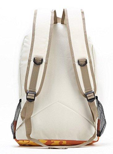 Keshi Nylon Niedlich Damen accessories hohe Qualität Einfache Tasche Schultertasche Freizeitrucksack Tasche Rucksäcke Rot WtkIi40M8