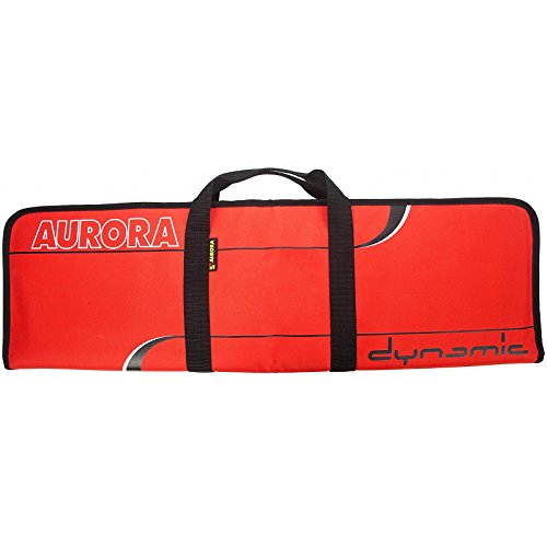 Fall für Recurvebogen Tasche dynamische rote Aurora Abdeckung für Streicher