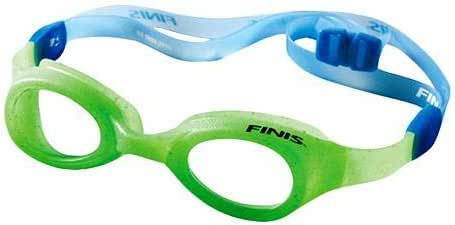Finis Fruit Basket Kids Size Scented Goggles, Sour Green Apple