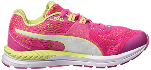 Sharp Puma Damen Ignite Green White Glo Rose Speed 600 Pink Laufschuhe Pink gAxzRgwq
