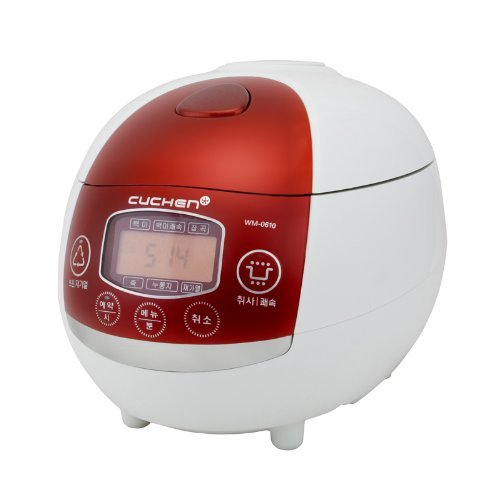 "Cuchen Micom Rice Cooker ""Eve"" 6cup"
