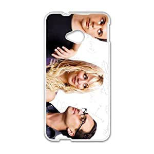The Big Bang Theory Design Personalized Fashion High Quality Phone Case For HTC M7