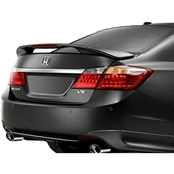 UNPAINTED REAR WING FLUSH FACTORY STYLE SPOILER FOR A HONDA ACCORD 2013-2017