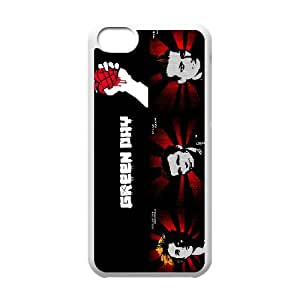 JenneySt Phone CaseGreen Day Music Band Pattern For Iphone 5c -CASE-20