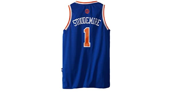 Amazon.com   NBA New York Knicks Amar e Stoudemire Swingman Road Youth  Jersey 9cbd44555