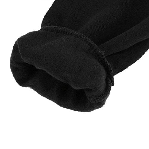 Women Blouse, Neartime Women Casual Hood Sweatshirt Hooded Ladies Long Pullover Tops (L2, Black) by NEARTIME (Image #5)