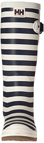 White Evening 2 Light Hansen Helly Femme Bottes Graphic Grey Veierland Pluie Off de 689 Bleu Blue qHBBg74w