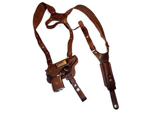 100% Leather Shoulder Gun