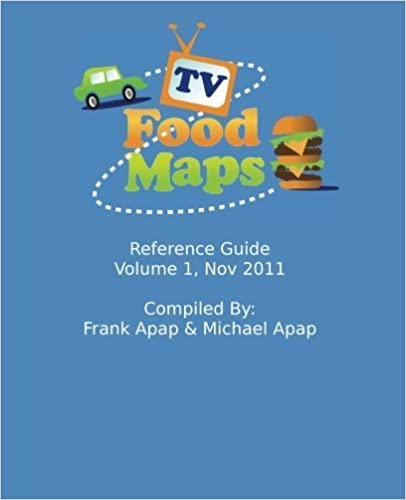 TVFoodMaps: Find the Restaurants You See on TV! by Frank S Apap (2011-11-25)