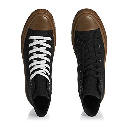 Black Chuck Gum Shoe Hi II Taylor Star All Unisex Converse Casual z5Hx1wa5