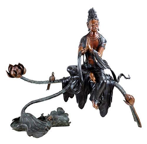 Sichere In Ihrem Arms `100 % Echt Bronze Liebhaber Ehemann Wife Statue 100% Original Metallobjekte
