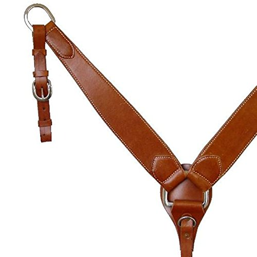 Image of Bridles & Accessories Circle Y Tapered Breast Collar